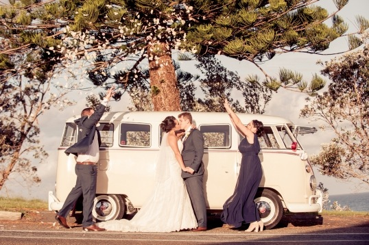 Love Bus Kombis Arrive at your wedding or special event in ultimate style--